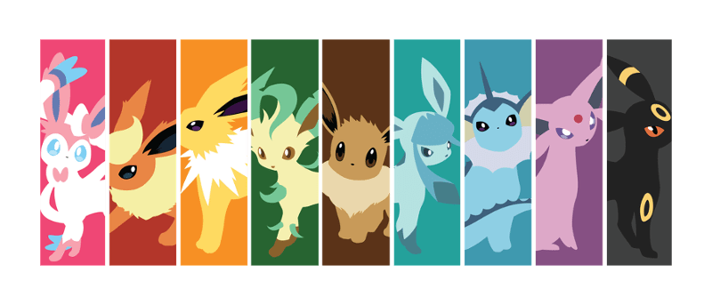 Eevee the Pokémon